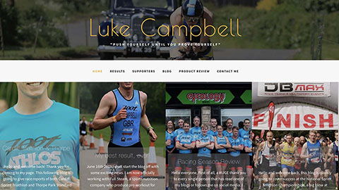 Luke Campbell Sports Blog