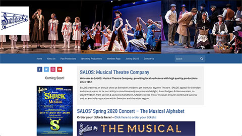SALOS: Musical Theatre Company
